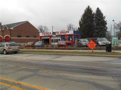 Indianapolis Commercial For Sale: 1324 Prospect Street