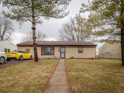 Indianapolis Single Family Home For Sale: 2815 Hillside Avenue