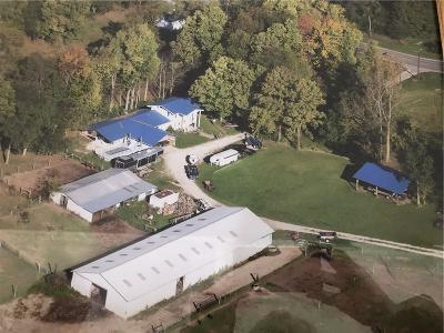 Madison County Farm For Sale: 1119 West State Road 28