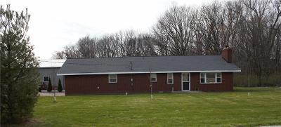 Noblesville Single Family Home For Sale: 18665 Prairie Baptist Road