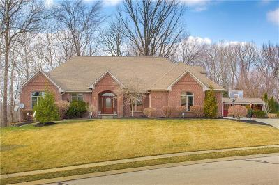 Avon Single Family Home For Sale: 1808 Willow Bend Court