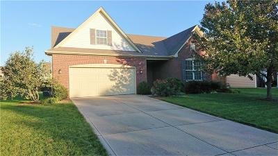 Fishers Single Family Home For Sale: 11293 Niagara Drive