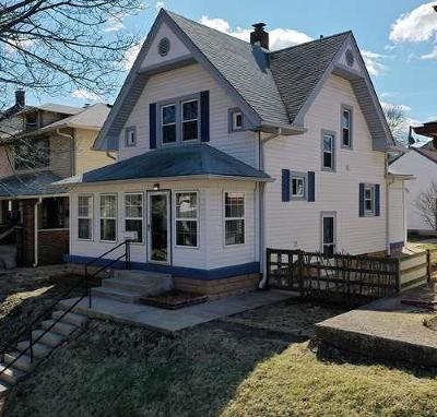 Indianapolis Single Family Home For Sale: 1417 Sturm Avenue