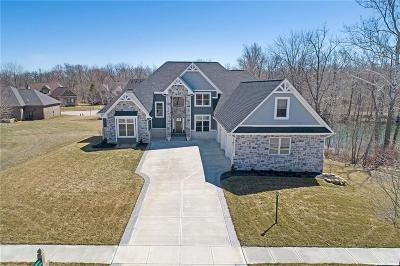Noblesville Single Family Home For Sale: 11569 Silver Moon Court