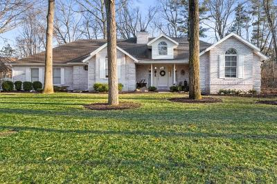 Delaware County Single Family Home For Sale: 5500 West Autumn Springs Court