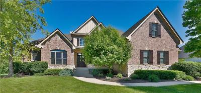 Fishers Single Family Home For Sale: 12322 Sanderling Trace