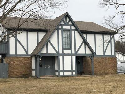 Indianapolis Condo/Townhouse For Auction: 9843 East Haven Court