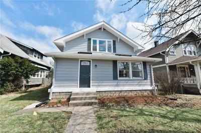Marion County Single Family Home For Sale: 33 North Arlington Avenue