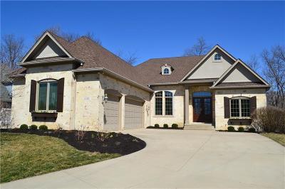 Arcadia, Cicero, Noblesville Single Family Home For Sale: 1105 Cape Coral Drive