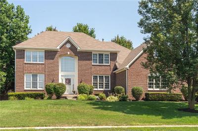Carmel Single Family Home For Sale: 2729 Matt Court