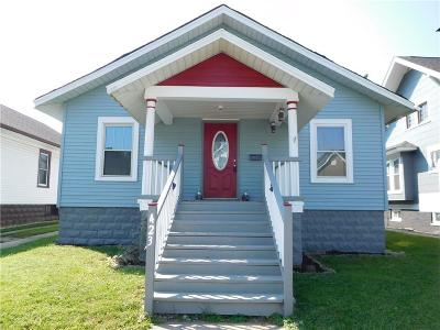 Shelbyville Single Family Home For Sale: 423 West Mechanic Street