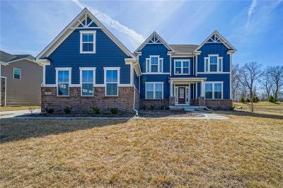 Fishers Single Family Home For Sale: 16621 Girvan Way