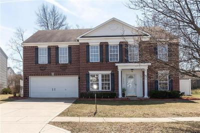 Fishers Single Family Home For Sale: 12573 East 131st Street