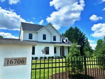 Single Family Home For Sale: 16706 North Gray Road