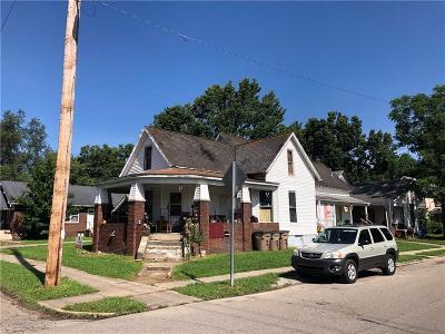 Columbus Multi Family Home For Sale: 936 9th Street