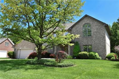 Indianapolis Single Family Home For Sale: 8661 Promontory Road