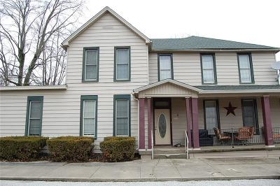 Clay County Multi Family Home For Sale: 609 East Main Street