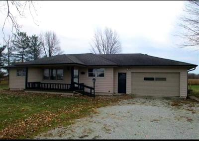 Henry County Single Family Home For Sale: 7265 West State Road 38