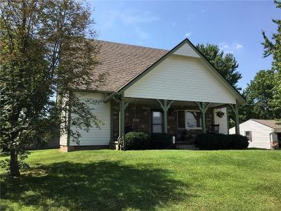 Lebanon Single Family Home For Sale: 1005 East 75 North
