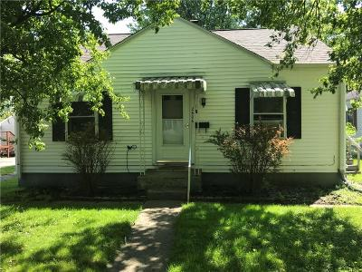 Henry County Single Family Home For Sale: 2606 Sunnyside Avenue
