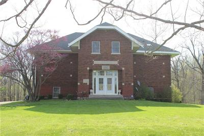 Montgomery County Single Family Home For Sale: 6822 South 600 W