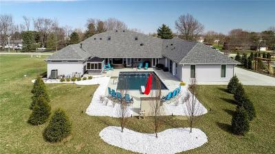 Plainfield, Plainflied Single Family Home For Sale: 3598 South County Road 475 E