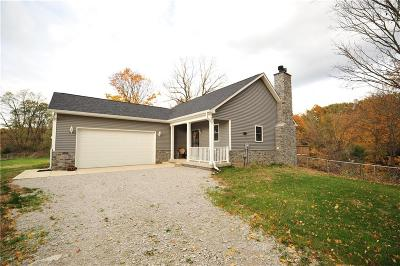 Owen County Single Family Home For Sale: 1701 Truesdel Road