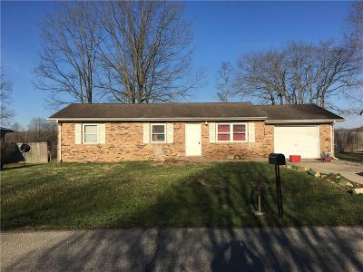 Columbus Single Family Home For Sale: 12486 South Hillview Drive