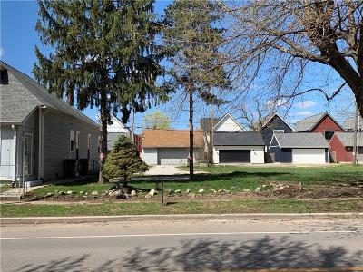 Indianapolis Residential Lots & Land For Sale: 1318 East 10th Street