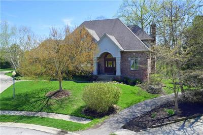 Fishers Single Family Home For Sale: 7429 Glenvista Place