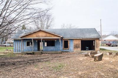 Hancock County Single Family Home For Sale: 117 South Illinois Street