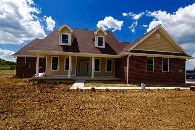 Morgan County Single Family Home For Sale: 2116 Dillman Road