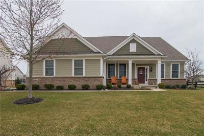 Fishers Single Family Home For Sale: 14615 Copper Springs Way