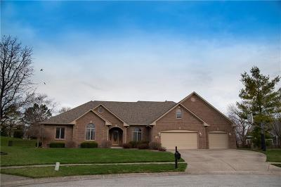 New Palestine Single Family Home For Sale: 4140 South Seifert Court