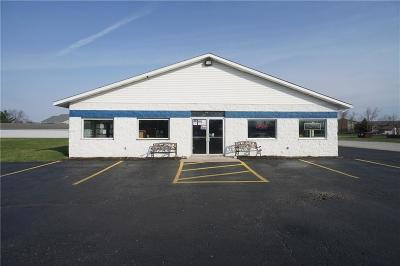 Franklin County Commercial For Sale: 1110 State Road 229