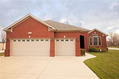 Columbus Single Family Home For Sale: 2993 Wild Orchid Way