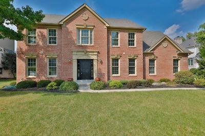 McCordsville Single Family Home For Sale: 10572 Aeronca Lane