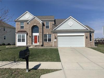 Fishers Single Family Home For Sale: 13114 Avalon Boulevard