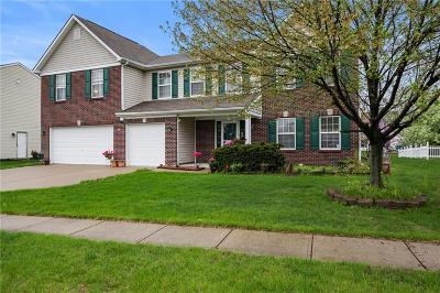 Fishers Single Family Home For Sale: 10410 Zinfandel Place