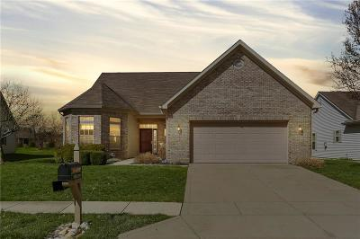Noblesville Single Family Home For Sale: 17183 Willis Drive