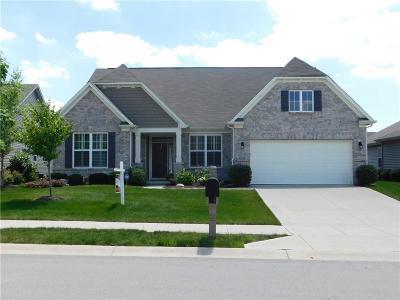 Mc Cordsville, Mccordsville Single Family Home For Sale: 14135 Stoney Shore Avenue