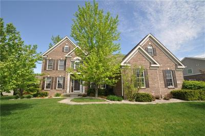 Brownsburg Single Family Home For Sale: 7904 Whiting Bay Drive