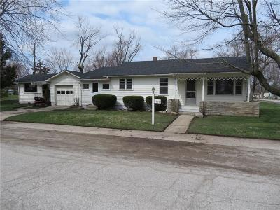 Montgomery County Single Family Home For Sale: 1606 East College Street