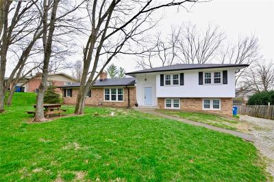 Indianapolis Single Family Home For Sale: 5755 Andover Road