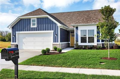 Plainfield Single Family Home For Sale: 4334 Fresia Drive