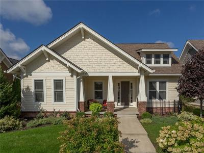 Carmel Single Family Home For Sale: 15160 Hampworth Drive