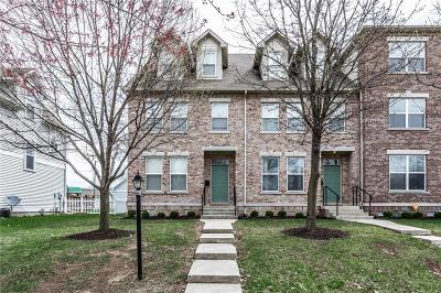 Fall Creek Place Condo/Townhouse For Sale: 2415 North Park Avenue