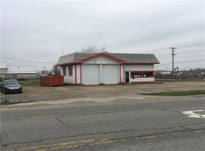 Lebanon Commercial For Sale: 1401 West South Street