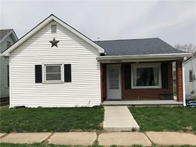 Decatur County Single Family Home For Sale: 636 West North Street