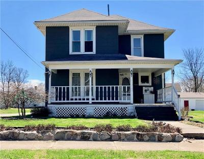 Henry County Single Family Home For Sale: 1921 Walnut Street
